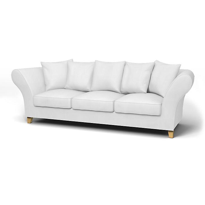 Backa, 3,5 Seater sofa cover - Bemz