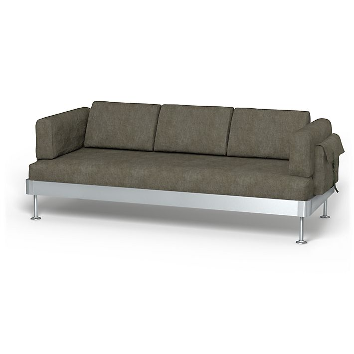 Delaktig Sofa Covers 3 Seater Natural Tom Dixon Collection Using The Fabric