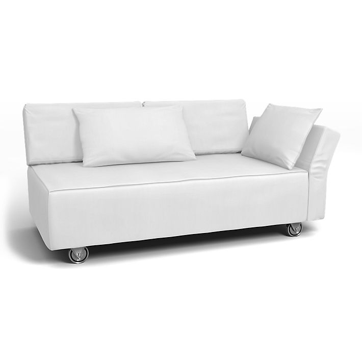 Falsterbo Sofa Covers 2 Seater Right Regular Fit Using The Fabric Simply