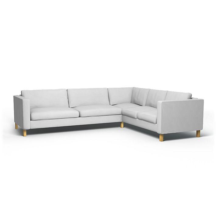Brilliant Karlstad 3 2 Corner Sofa Cover Bemz Interior Design Ideas Gresisoteloinfo