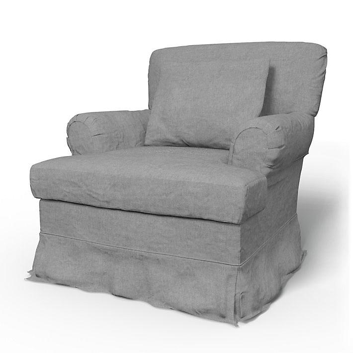 Stockholm (ancien modèle), Housse de fauteuil Loose Fit Country - Bemz