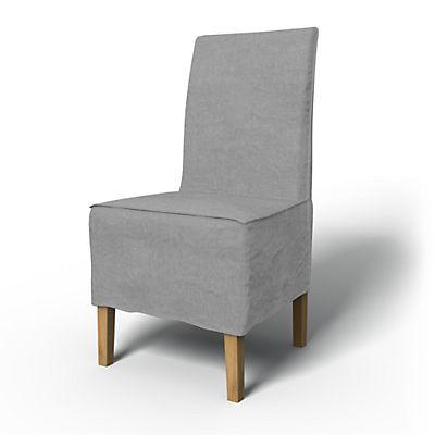 Stor IKEA Henriksdal stoltrekk & trekk til spisestuestoler - Bemz OT-04