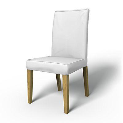 Strålende IKEA Henriksdal stoltrekk & trekk til spisestuestoler - Bemz OS-07