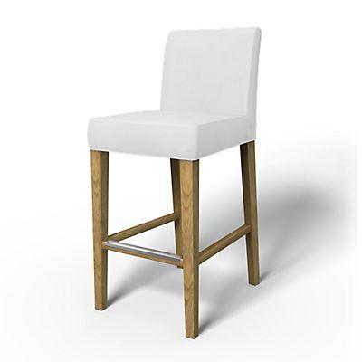 Groovy IKEA Henriksdal stoltrekk & trekk til spisestuestoler - Bemz LE-64