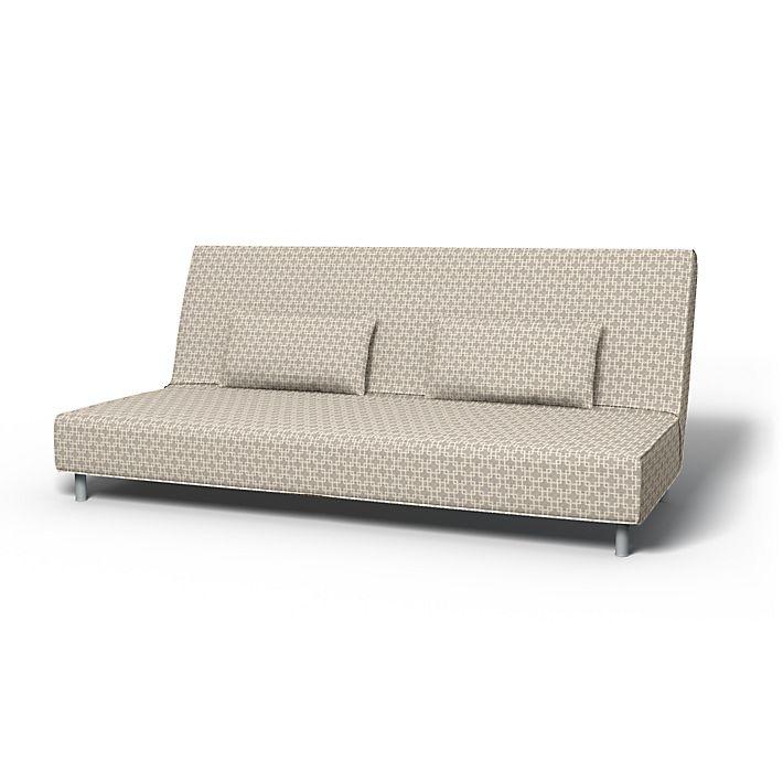 beddinge housse de canap convertible 3 places bemz. Black Bedroom Furniture Sets. Home Design Ideas