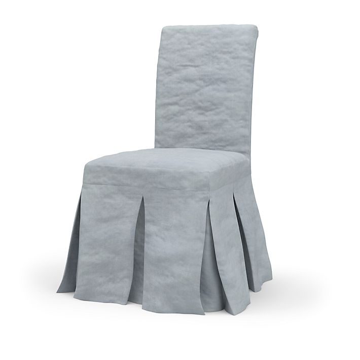 Henriksdal, Chair Covers, Chairs, Loose Fit Country using the fabric Simply Velvet  Silver Grey