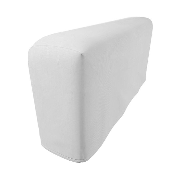 Vimle, Armrest Protectors, Armrest protectors, Regular Fit using the fabric Simply Cotton Silver Grey